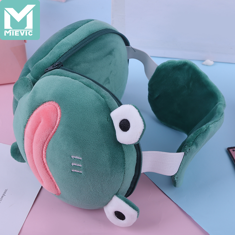 KLW Happy Three Brothers Beanie Pillow + Eye Mask (without ice pack) 908973 MIEVIC/米薇可
